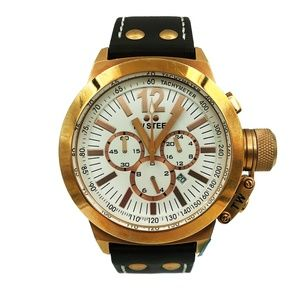 TW Steel CEO Canteen Gold Men's Watch